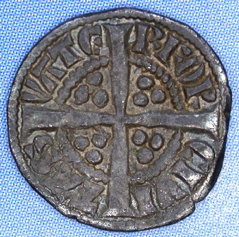 Edward I Waterford Farthing - 1a